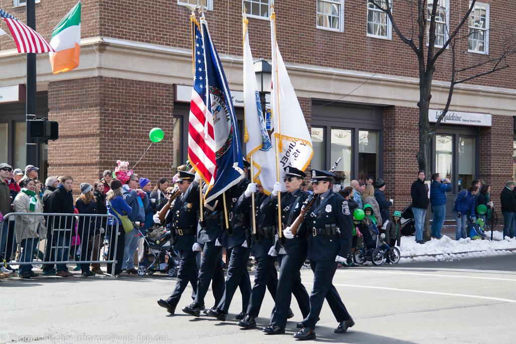Saint Patrick's Day Parade, Alexandria, VA (03/07/2015)