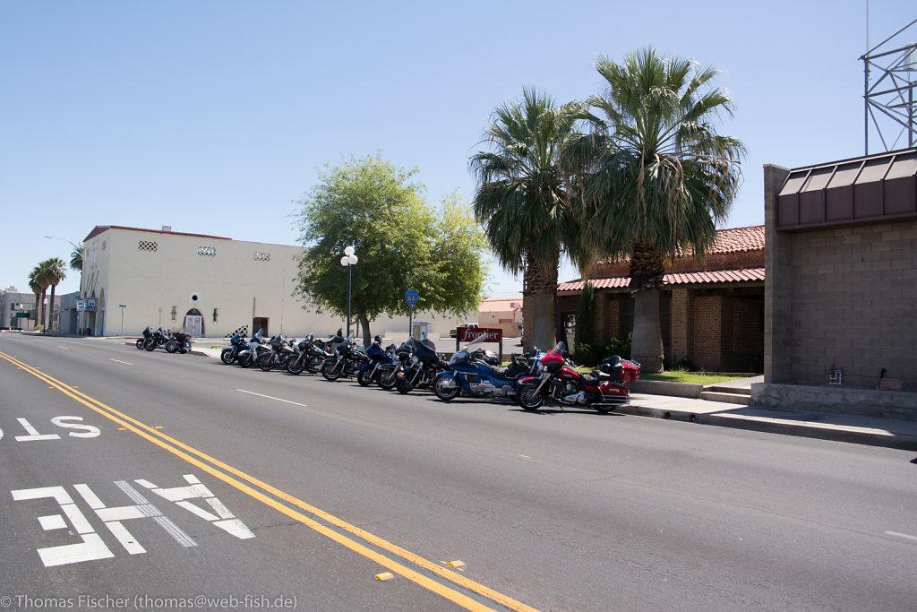 Route 66, CA/NV/AZ