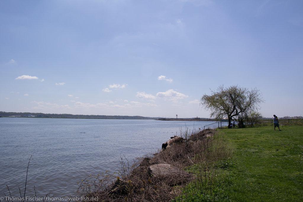 3-Staaten (VA/D.C./MD) Radtour um Potomac (04/18/2015)