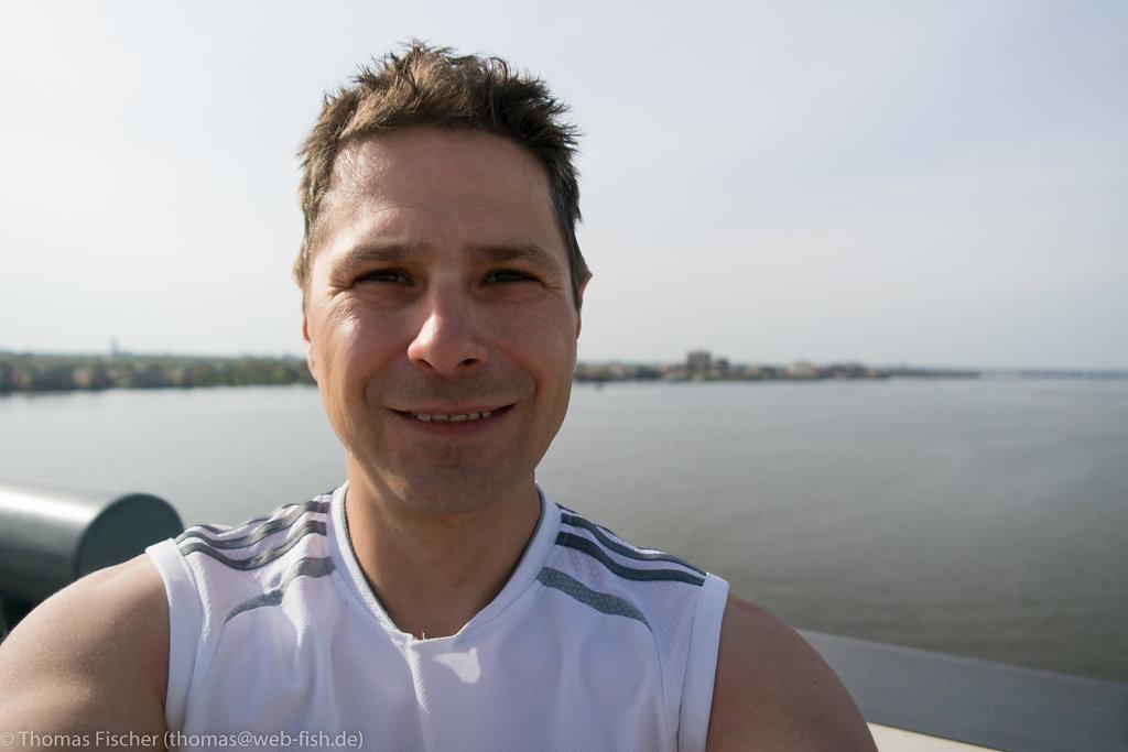 Radtour um Potomac