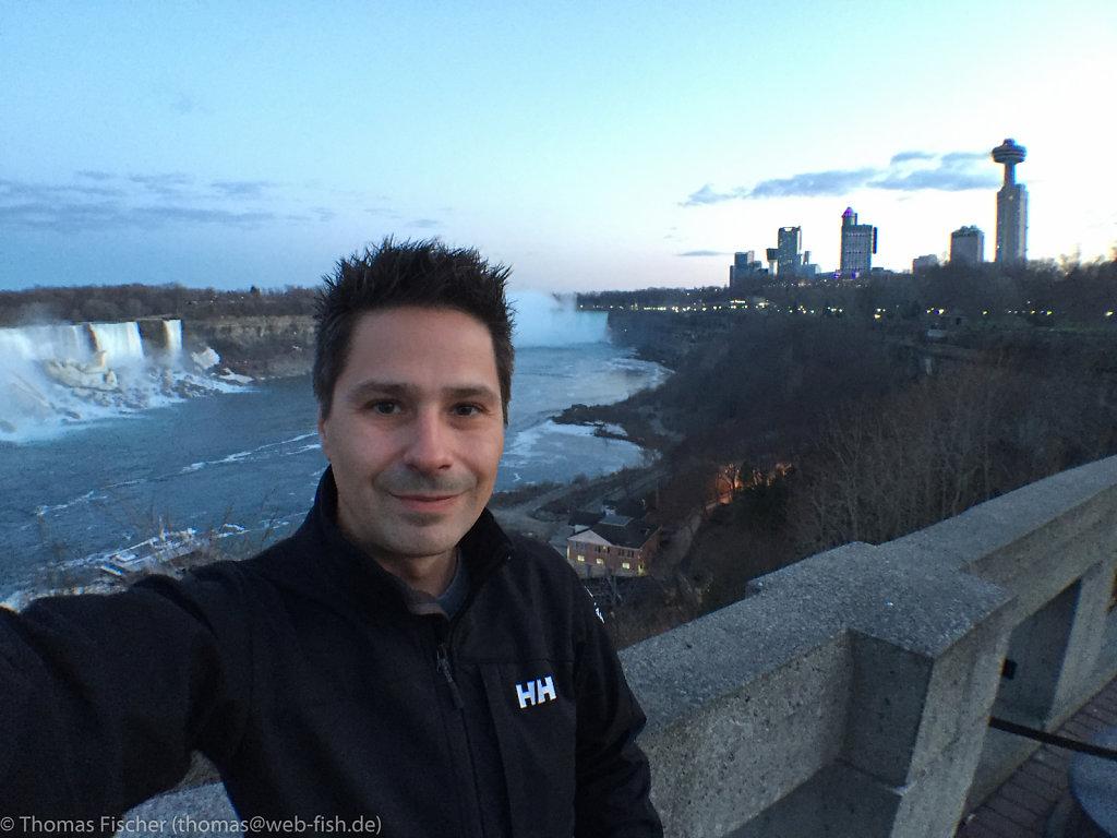 Niagara Falls, ON/CA, NY/USA (05/01-03/2015)