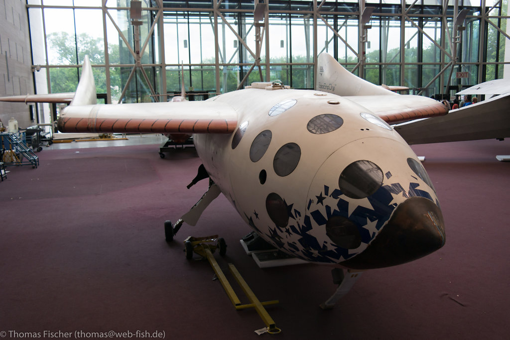 National Air and Space Museum, Washington, D.C. (05/17/2015)
